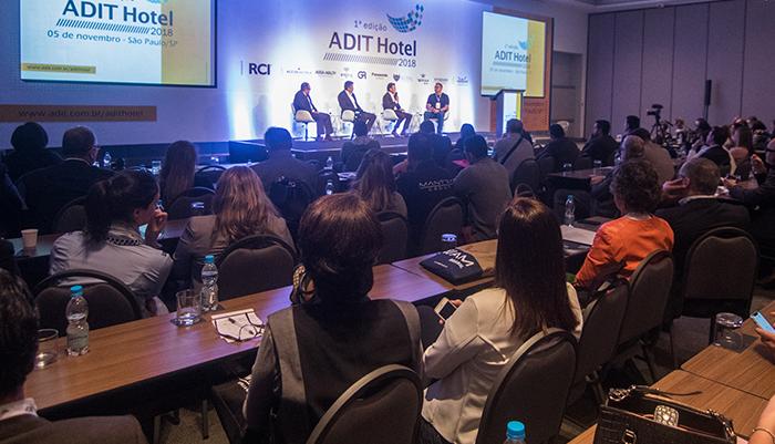 ADIT Hotel - Seminário sobre Desenvolvimento e Investimentos Hoteleiros