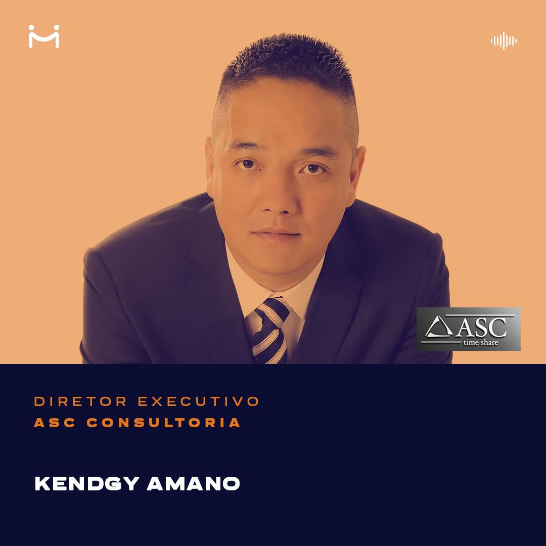 Kendgy Amano, Diretor da ASC Consultoria, explora os principais conceitos da comercialização de timeshare e multipropriedade