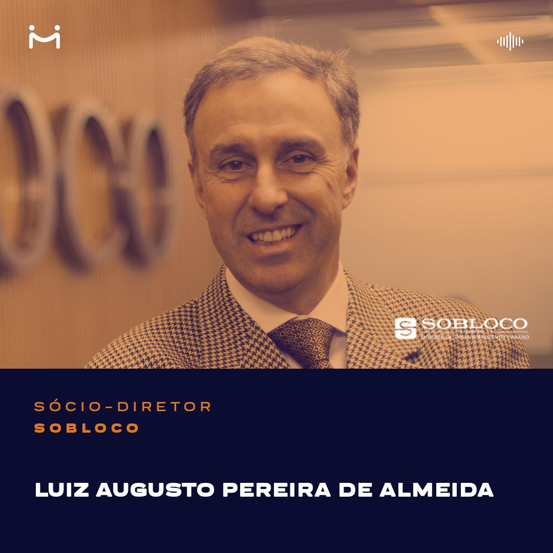 Luiz Augusto Pereira de Almeida da Sobloco divide conosco a história da Riviera de São Lourenço, maior comunidade planejada do litoral brasileiro