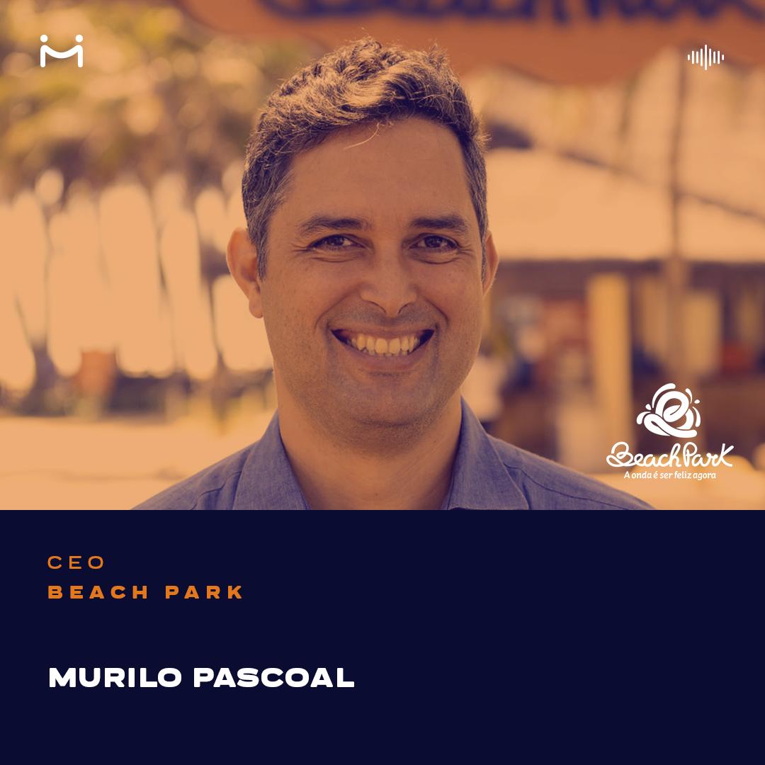 Murilo Pascoal, CEO do Beach Park, conversa sobre a trajetória desse ícone e analisa o setor de parques aquáticos no Brasil
