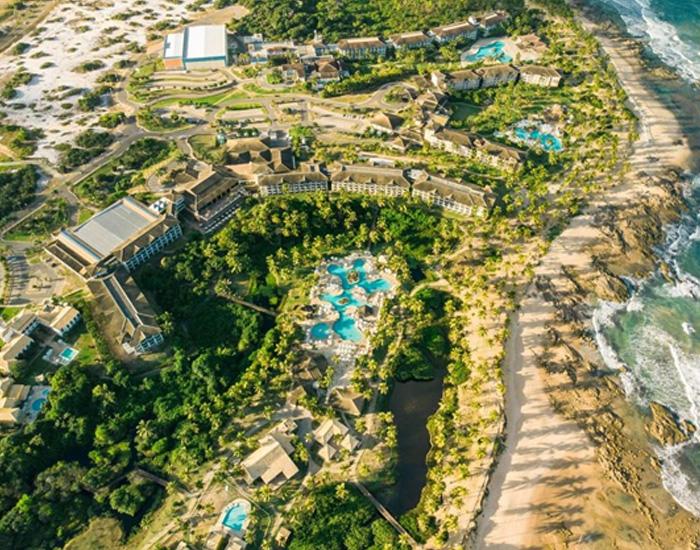 Missão Técnica Resorts - Costa dos Coqueiros (BA)