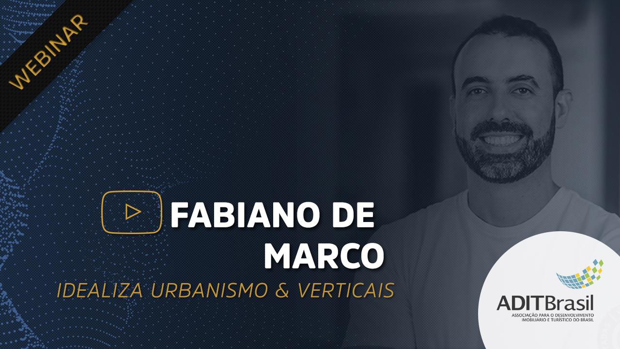 Novo Urbanismo para valorizar bairros planejados? - Fabiano de Marco (Idealiza Urbanismo)