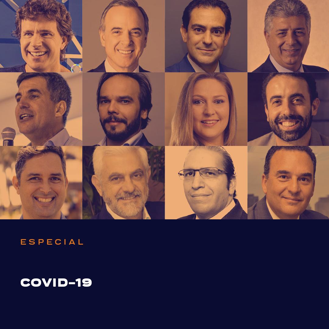 Conselhos e dicas de como lidar, na vida pessoal e empresarial, com os impactos causados pela COVID-19