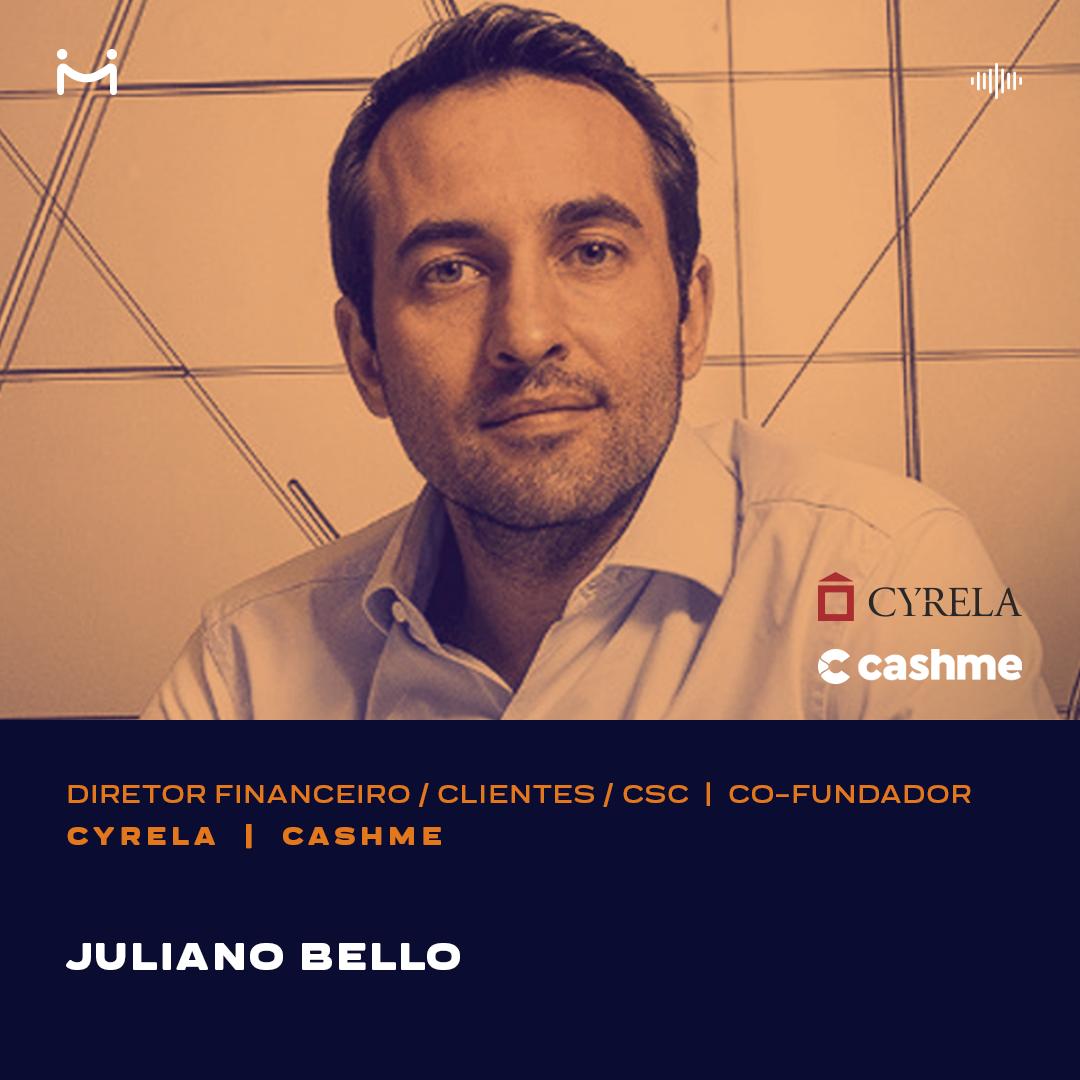 Juliano Bello explica como a fintech CashMe está revolucionando o mercado de home equity no país