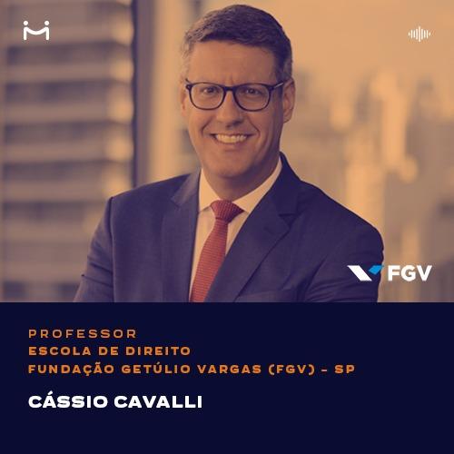 Cássio Cavalli traz o panorama da recuperação judicial no país e os impactos da pandemia nas empresas e no mercado de crédito