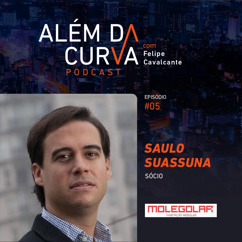Saulo Suassuna, CEO da Molegolar, apresenta um super resumo do projeto Pandebuilding, que reuniu os principais especialistas brasileiros para debater o impacto da COVID no mercado imobiliário nacional