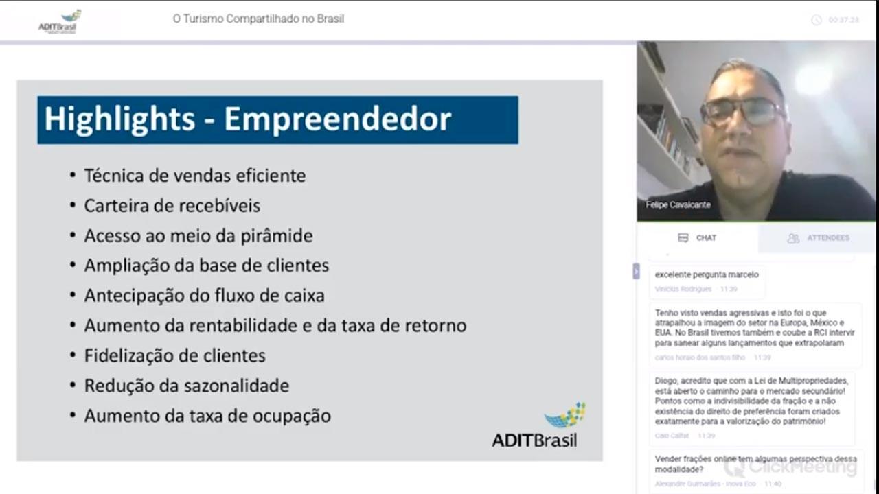 Turismo Compartilhado no Brasil Multipropriedade e Timeshare - Felipe Cavalcante (ILOA)