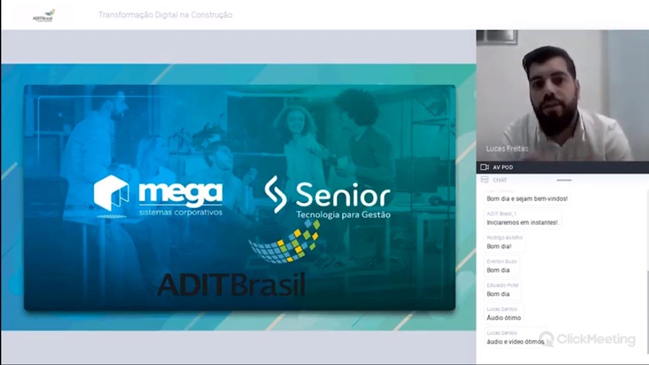 Transformação Digital na Construção - Lucas Freitas (Mega Sistemas)