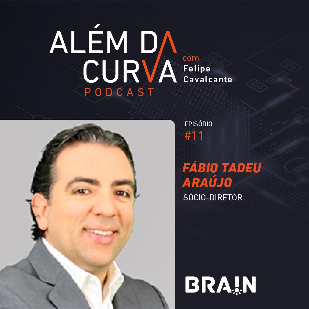 Fabio Tadeu, sócio-diretor da Brain, fala sobre a inteligência de mercado imobiliário, suas peculiaridades e as principais tendências para o setor no Brasil