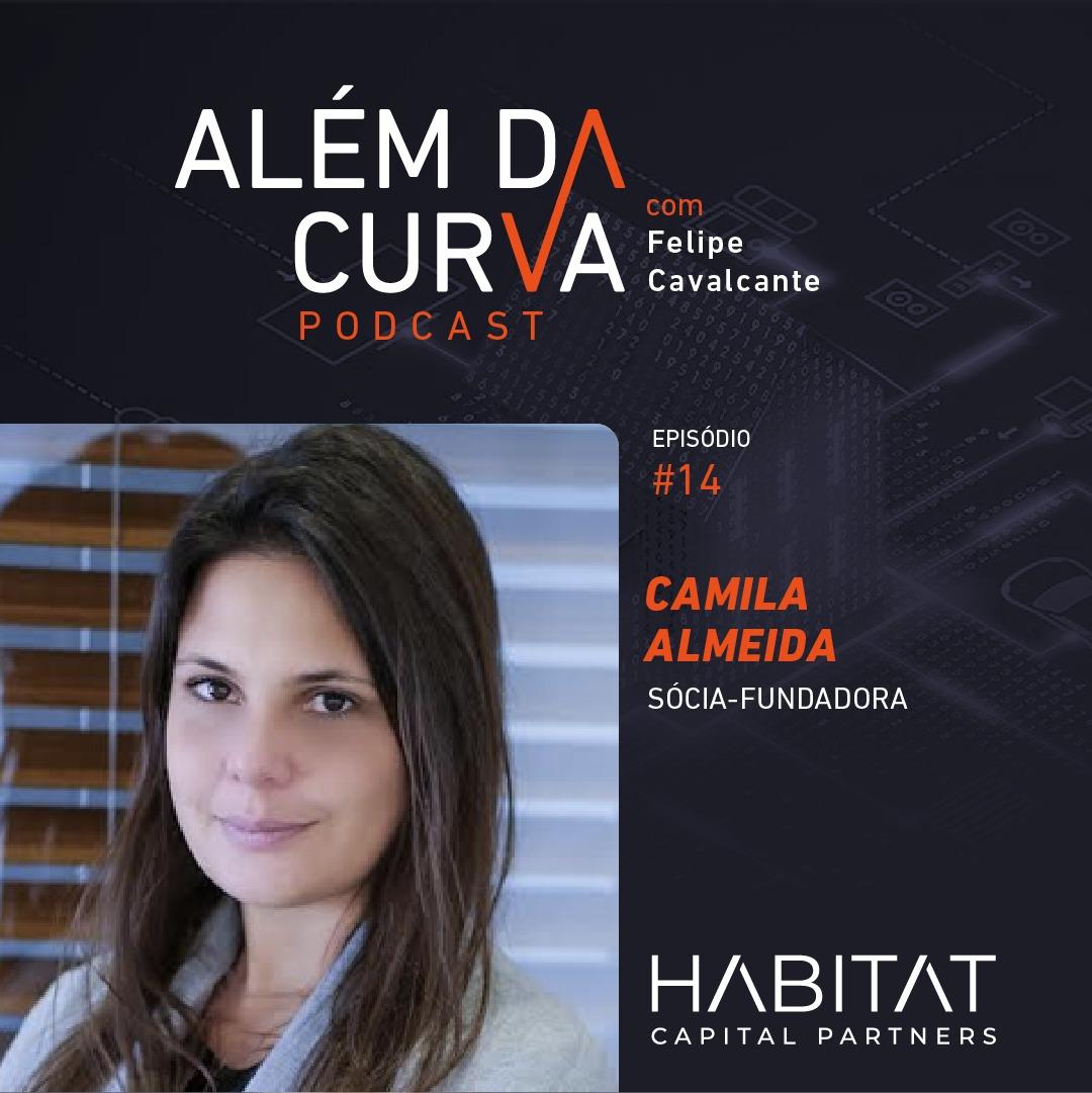 Camila Almeida é um raro caso de mulher à frente de uma gestora de recursos, a Habitat Capital, uma das mais atuantes no setor de loteamentos e multipropriedade no Brasil