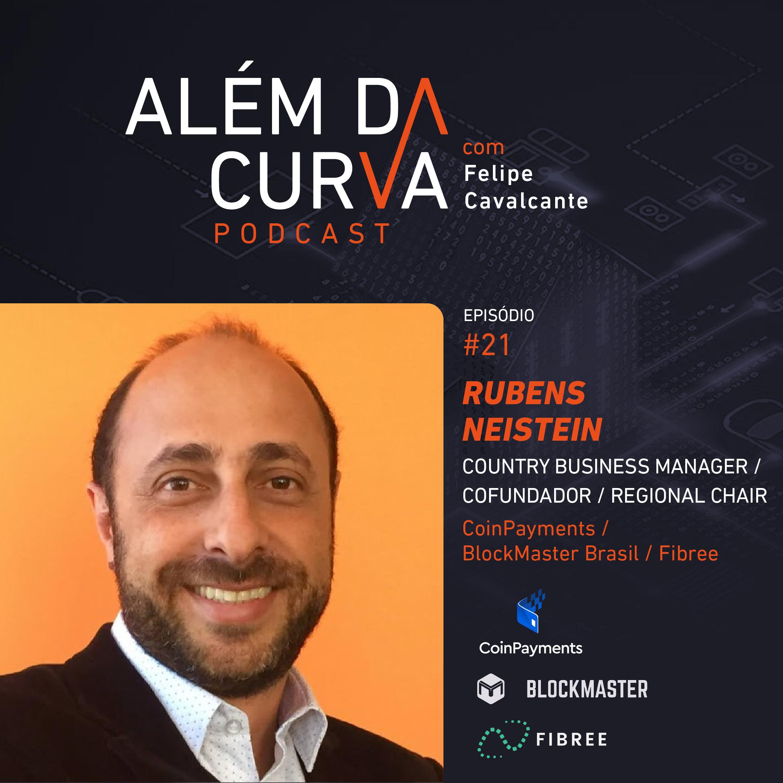 Rubens Neistein conta como a tokenização e as criptomoedas estão revolucionando o mercado imobiliário