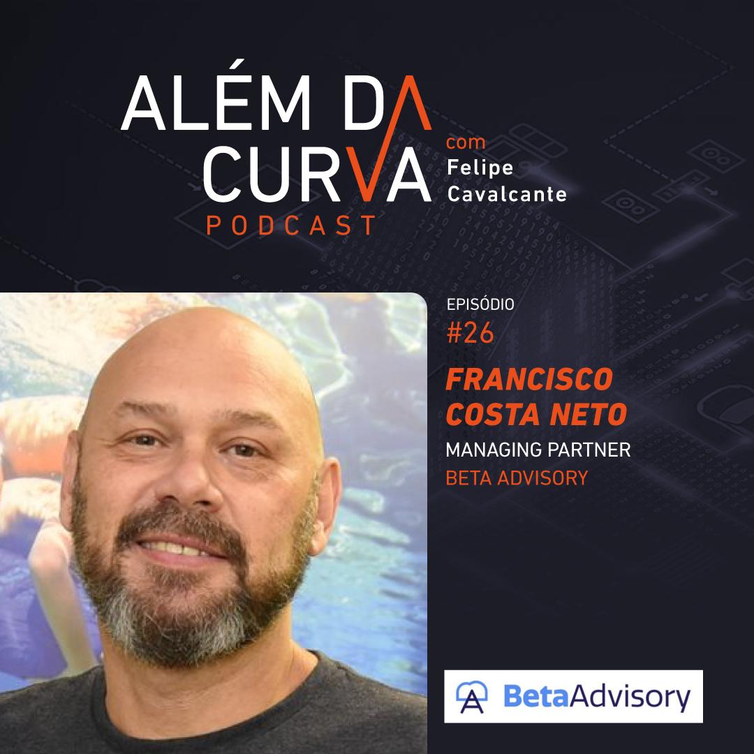 Francisco Costa Neto, ex-Aviva e atual CEO da BETA Advisory, revisita a carreira e histórico da Multipropriedade e Timeshare no país