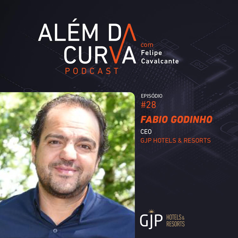 Fabio Godinho, CEO da GJP Hotels & Resorts, analisa o cenário da hotelaria, da multipropriedade e do Timeshare no Brasil