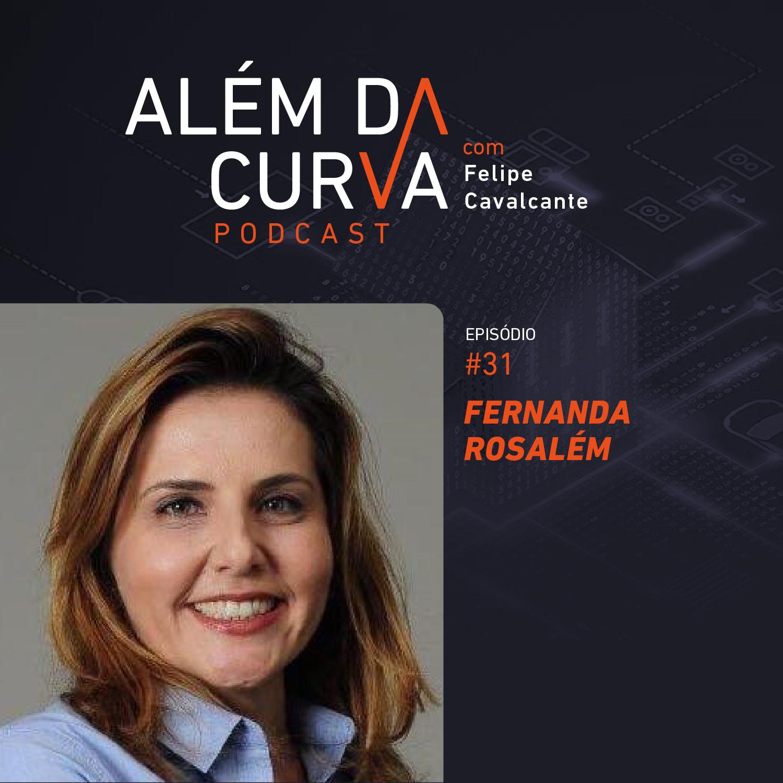 Fernanda Rosalém compartilha insights sobre os Fundos Imobiliários e as estratégia dos grandes gestores de recurso